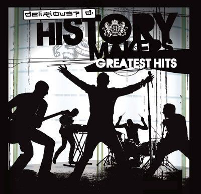 Delirious? History Makers: Greatest Hits CD (CD-Audio)