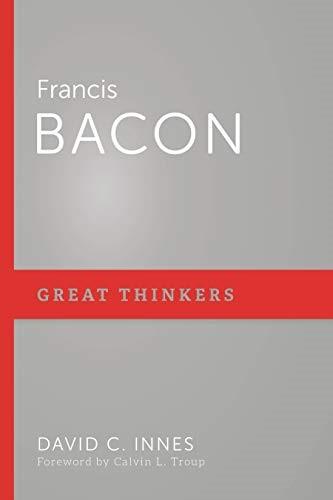 Francis Bacon (Paperback)