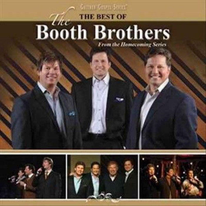 The Best of Booth Brothers CD (CD-Audio)