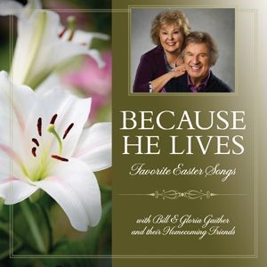 Because He Lives CD (CD-Audio)