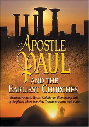 Apostle Paul and the Earliest Churches DVD (DVD)