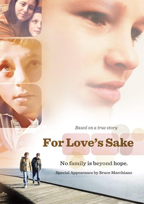 For Love's Sake DVD (DVD)
