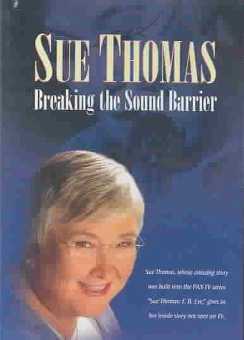 Sue Thomas: Breaking the Sound Barrier DVD (DVD)
