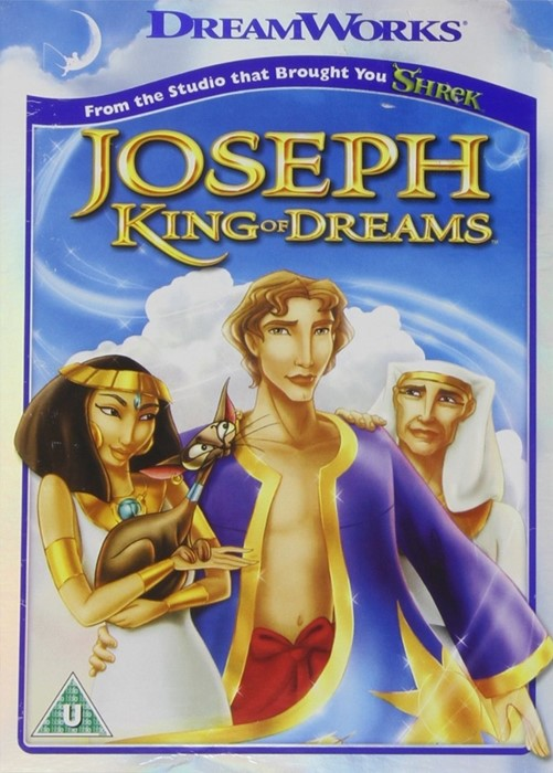 Joseph King of Dreams DVD (DVD)