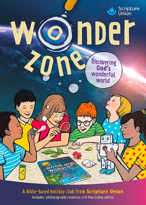 Wonder Zone (Paperback)