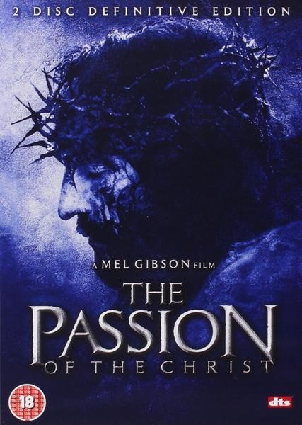 The Passion of the Christ DVD (DVD)