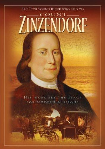 Count Zinzendorf DVD (DVD)