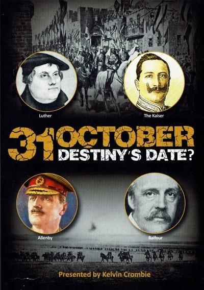 31 October - Destiny's Date? DVD (DVD)