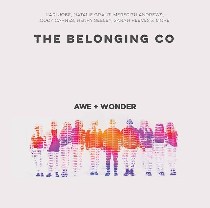 Awe + Wonder CD (CD-Audio)