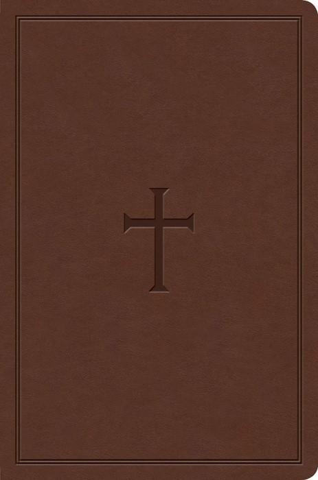KJV Study Bible, Personal Size, Brown