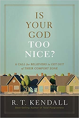 Is Your God Too Nice? (Paperback)