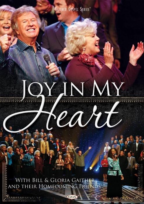 Joy in My Heart DVD (DVD)