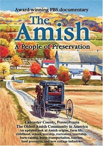 The Amish DVD (DVD)