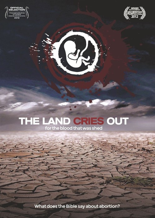 The Land Cried Out DVD (DVD)