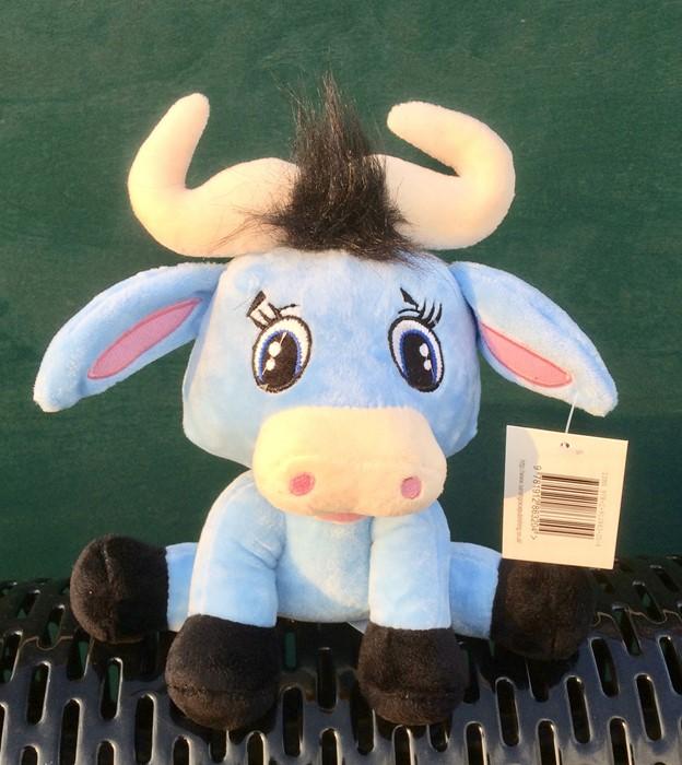 Bertie the Buffalo Soft Toy (General Merchandise)