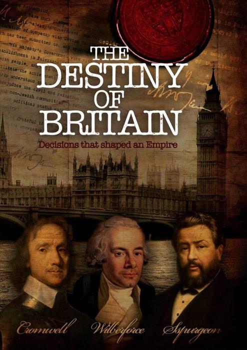 The Destiny of Britain DVD (DVD)