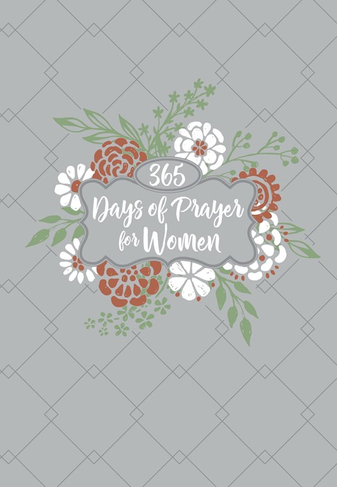 365 Days of Prayer for Women (Hard Cover)