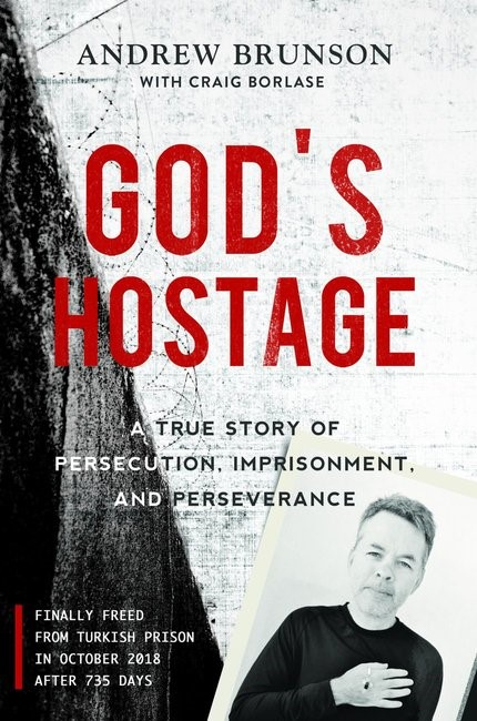 God's Hostage (Paperback)