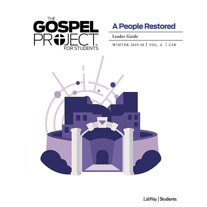 Gospel Project for Students: Leader Guide, Winter 2020 (Paperback)