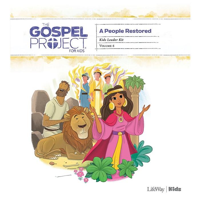 Gospel Project: Kids Leader Kit, Winter 2020 (Kit)