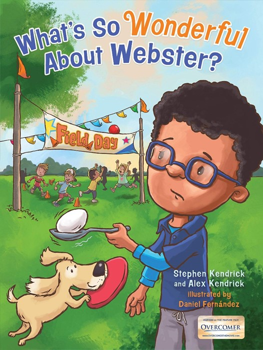 What's So Wonderful About Webster? (Hard Cover)