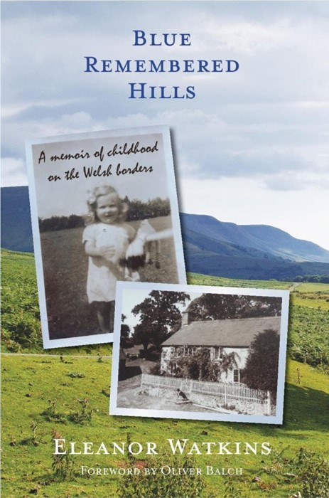 Blue Remembered Hills (Paperback)