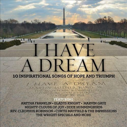 I Have A Dream CD (CD-Audio)