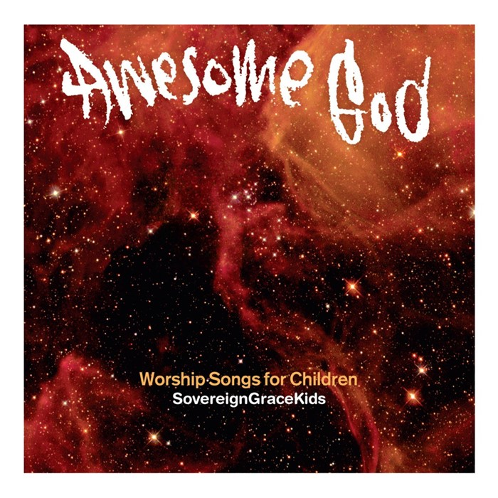 Awesome God CD (CD-Audio)