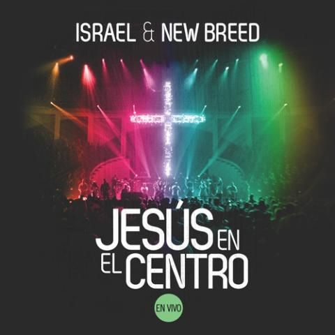 Jesus en el Centro (Spanish) CD (CD-Audio)