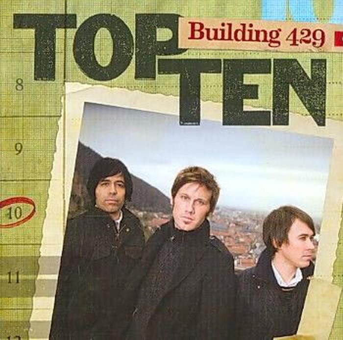 Top Ten: Building 429 CD (CD-Audio)