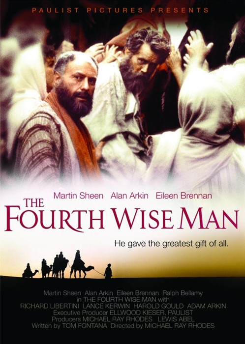 The Fourth Wise Man DVD (DVD)