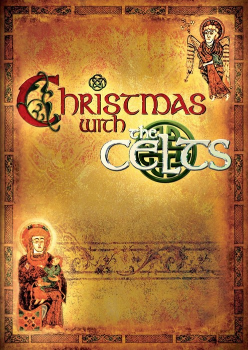 Christmas With the Celts DVD (DVD)