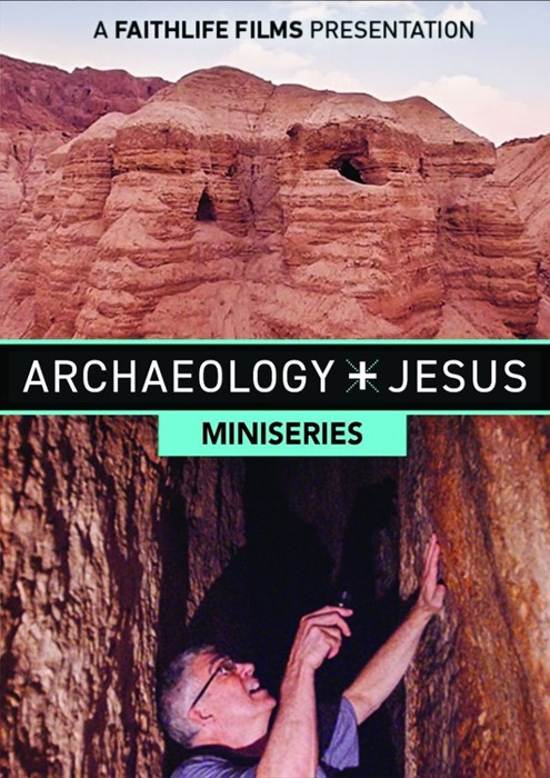 Archaeology + Jesus DVD (DVD)