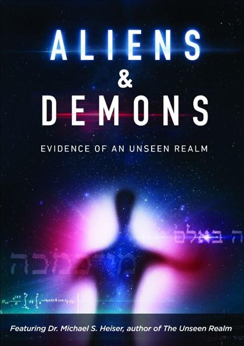 Aliens and Demons DVD (DVD)