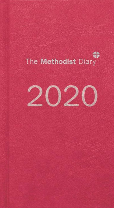 Methodist Diary 2020, Extended Edition Raspberry Pink (Hard Cover)