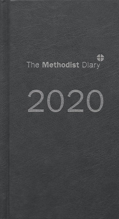 Methodist Diary 2020, Extended Edition Grey (Hard Cover)