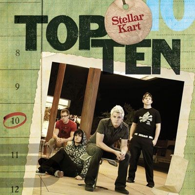 Top Ten: Stellar Kart CD (CD-Audio)