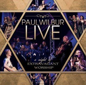 Paul Wilbur Live CD (CD-Audio)