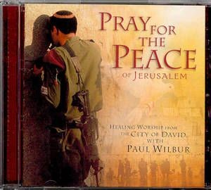 Pray for the Peace of Jerusalem CD (CD-Audio)