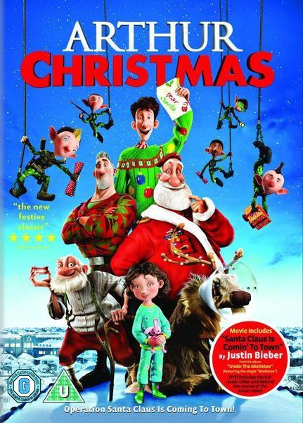 Arthur Christmas DVD (DVD)