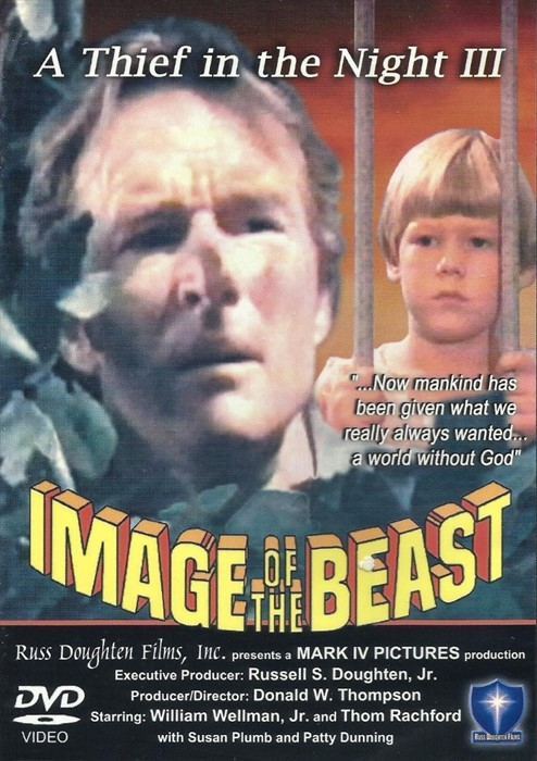 Image of the Beast DVD (DVD)