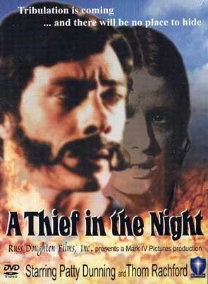 The Thief in the Night DVD (DVD)