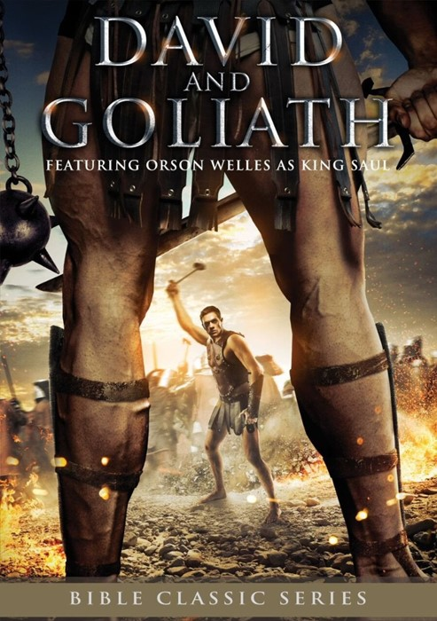 David and Goliath DVD (DVD)
