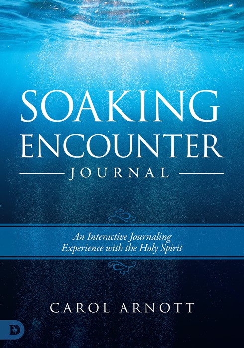 Soaking Encounter Journal (Paperback)