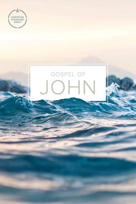 CSB Gospel of John (Paperback)