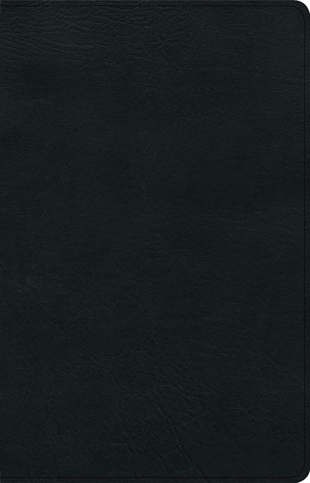 KJV Ultrathin Reference Bible, Black LeatherTouch (Imitation Leather)