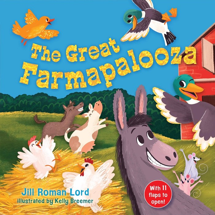 Farmapalooza (Board Book)