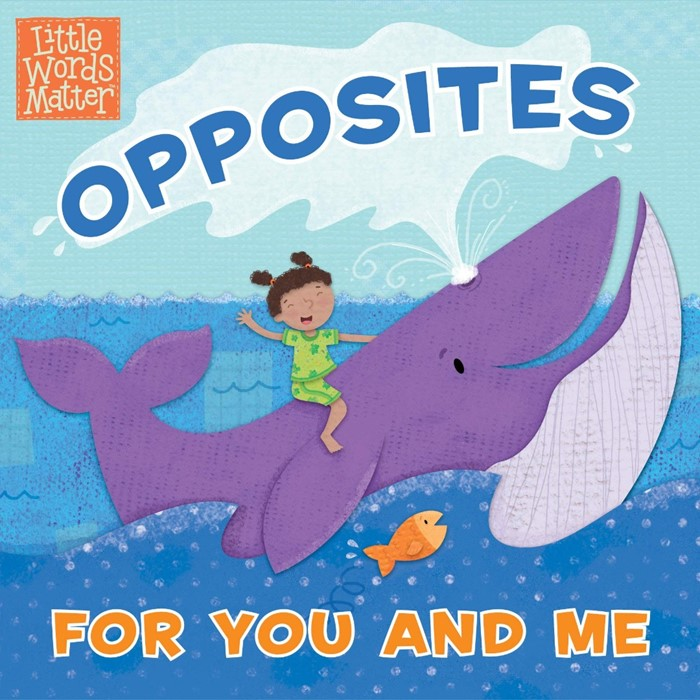 Opposites for You and Me (Board Book)
