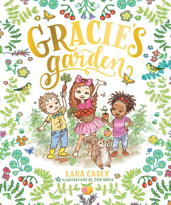 Gracie's Garden (Hard Cover)