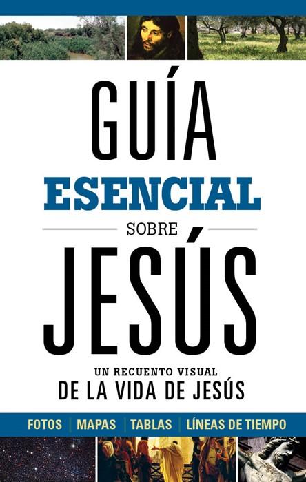Guía esencial sobre Jesús (Hard Cover)